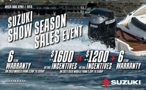 RE-POWER with your Suzuki Marine Centre - NewStar Marine