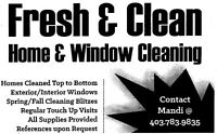 House & Window Cleaning