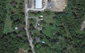 1.2 Acre Lot Middle Sackville