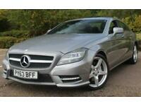 2014 Mercedes-Benz CLS 3.0 CLS350 BlueEFFICIENCY AMG Sport 7G-Tronic Plus 4dr Co