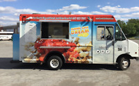 Food truck catering for weddings, festivals, and parties!