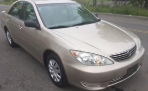 Toyota Camry - reduced price for quick sale