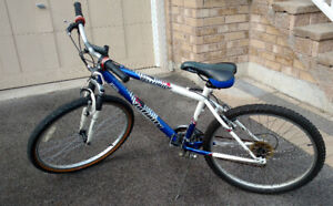 Infinity mountain bike Telluride Shimano - 21 speed indexed