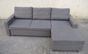 Serendipity Sleeper Sectional / couch- bed - Modern Sensibility