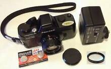 Pentax Auto 110 SLR camera system with lens & flash *EXCELLENT* Sydney City Inner Sydney Preview