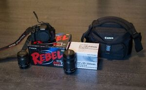 Canon Rebel T3i kit