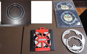 DRIVETRAIN chainrings BB bottom bracket CASSETTES chains CHAINES