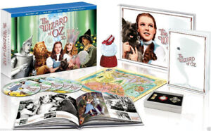 Wizard of Oz DVD and Blu Ray - Collectors edition