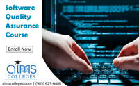 Software Quality Assurance | AIMS College | Enroll Now | $999