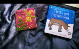 Children's books 50p for both