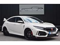 2017 '67' Honda Civic Type T GT 2.0 Vtec Turbo 320ps * Champ White + VAT Q *