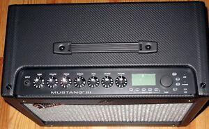 Fender mustang 3 amplifer