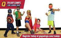 Queen's PA DAY Camp - Oct. 28