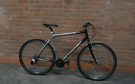 GIANT CYPRESS BIKE WITH MAVIC WHEELSET, GOOD WORKING COND SIZE L £100