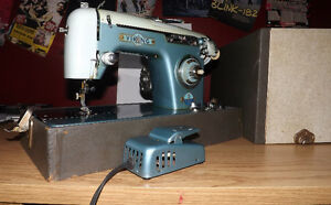 Antique Viking Sewing Machine
