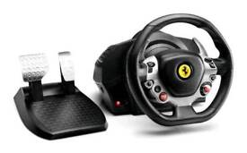Thrustmaster 458 Italia steering wheel for pc and Xbox
