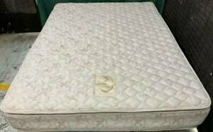 Excellent Sealy brand double-sided Pillow Top queen mattress #28