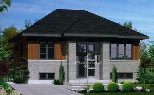 Maison neuve à vendre (personnalisée à votre goût)