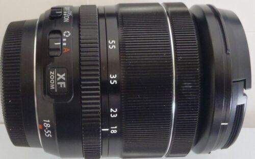 Fujinon XF18-55mmF2.8-4 R LM OIS