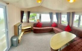 Static caravan for sale by the seaside cheap ready to go! SITE FEES FROM £2400*
