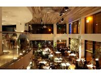 Experienced server required for Croma Prestwich