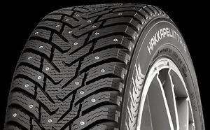 Nokian Hakkapelitta 8 Studded Winter/Snow Tires 225/40-18