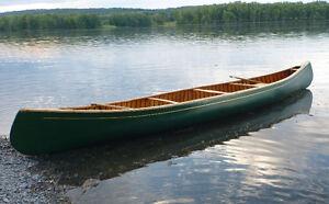 Chestnut Canoe
