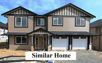 Ready Mid June.  Brand New Home with 2 Bedroom Legal Suite