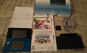 3DS with 2 Games & 25+ GB (1000's) of DS, GBA, MAME etc. Games!