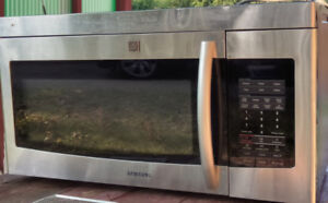 Samsung Over the Range Microwave