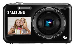 Samsung PL120 Digital Camera with 14.2 MP and 5x Optical Zoom
