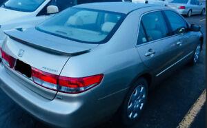 Honda Accord LX V6 - 2003