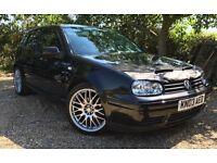 VW Golf GTi 2.0 2003 Low Miles, Full MOT