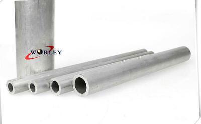 6061 Aluminum Tube Pipe Round 1.26od X1.02id X12 X 0.118 Wall 32x26x300mm