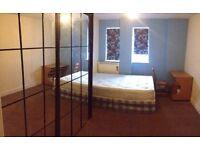 En-suite Double Bedroom, Central House E15 - Gym/Sauna Access