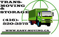 Moving from Regina SK to Toronto ON and back