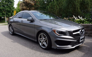 2016 CLA 250 4matic Lease Takeover