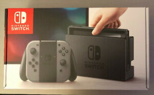Unpatched Nintendo Switch Console