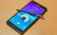 Trade Galaxy Note 4 for Nexus 6 from Google Play