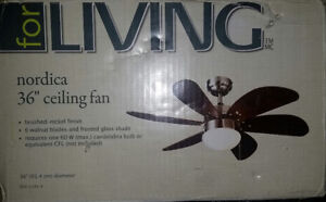 Brand New Ceiling Fan great quality