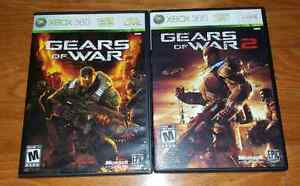 Gears of war 1 et 2