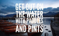 Paddles and Pints by WINE