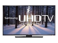 "55"" Samsung 3D 4K Ultra HD LED smart WiFi built in"