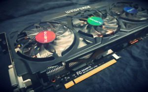 GTX 770 Graphics Card