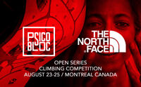 Psicobloc Open Series Climbing Competition