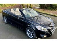 2011 Volvo C70 D3 SE LUX 2.0 CONVERTIBLE AUTO 1OWNER SINCE 13 FDSH XENONS 2 KEYS