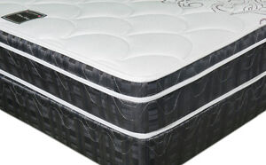 BRAND NEW Double / Queen Euro Top Pillow Mattress FREE SHIP Kitchener / Waterloo Kitchener Area image 4