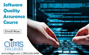 Software Quality Assurance | Classes starting Aug 13 | $999 only