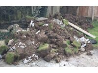 Top soil / garden soil Free for Collection only