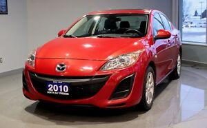 2010 Mazda 3 A/C-Cruise Control-Heated Side Mirrors